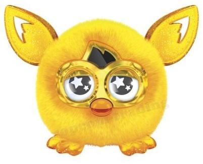 Furby Furblings Zloty Edycja Specjalna Interaktywny Crystal Hasbro