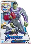 HASBRO MARVEL AVENGERS POWER PUNCH HULK Duża Figurka Interaktywna