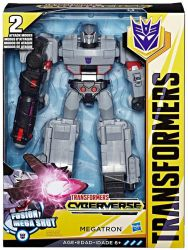 Transformers Megatron CYBERVERSE ACTION ATTACKER
