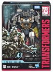 Figurka Transformers Generations Studio Series VOYAGER KSI BOSS