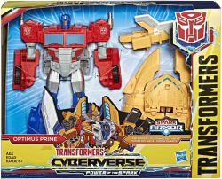 Figurka TRANSFORMERS CYBERVERSE SPARK POWER OPTIMUS PRIME