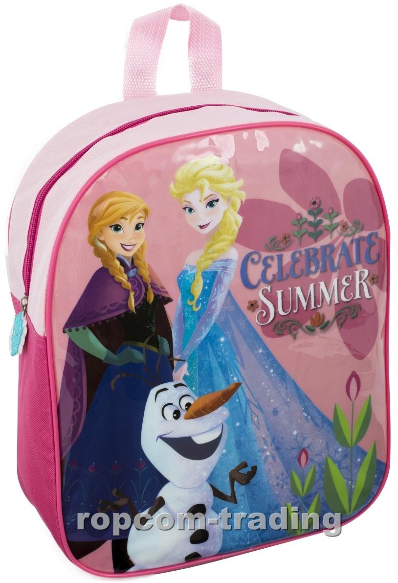 walizka na kółkach dla dziecka Frozen Kraina Lodu Elsa i