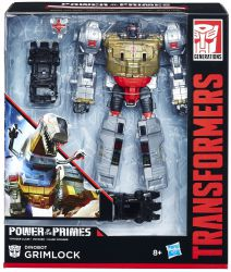 Transformers Figurka GRIMLOCK T-Rex Power of the Primes 18 cm. Dinozaur