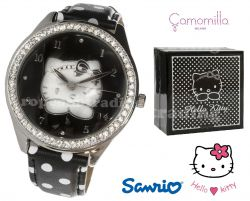 ZEGAREK Camomilla HELLO KITTY London Black Watch Italia