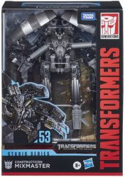Figurka Transformers Mixmaster Generations Studio Series 58 DELUXE Betoniarka