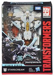 Figurka Transformers Generations Studio Series VOYAGER STARSCREAM