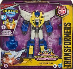 Transformers Meteorfire Cyberverse Adventures Battle Call Trooper