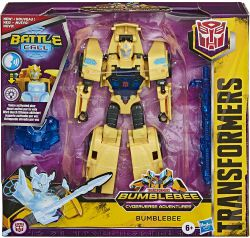 Transformers Bumblebee Cyberverse Adventures Battle Call Trooper