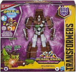 Transformers Wildwheel Cyberverse Adventures Battle Call Trooper