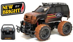 NEW BRIGHT RC LAND ROVER LR3 1:10 GIGANT
