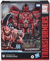 Figurka Transformers Generations Studio Series LEADER OVERLOAD